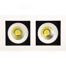"""Светильник  """"SABRINA"""" 2x8W 2700/6400K, купить, заказать, цена, отзывы, характеристика, фото"""