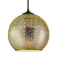 """Светильник подвесной  """"QUANTUM"""" 3D-эффект (круг), купить, заказать, цена, отзывы, характеристика, фото"""