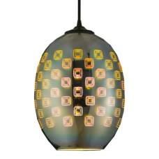 """Светильник подвесной """"SPECTRUM"""" 3D-эффект (овальный), купить, заказать, цена, отзывы, характеристика, фото"""
