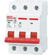 Автоматический выключатель SAFE 16А 3P С, купить, заказать, цена, отзывы, характеристика, фото