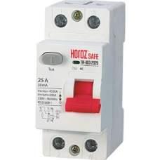 Дифференциальный автомат SAFE 25А 2р 30мА, купить, заказать, цена, отзывы, характеристика, фото